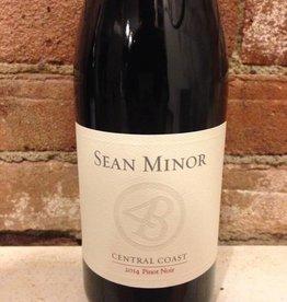 2017 Sean Minor Pinot Noir Central Coast, 750ml