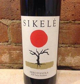 2014 Sikele Terre Siciliane Nero D'Avola, 750ml