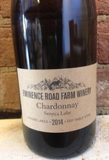 "2016 Eminence Road Farm Winery Chardonnay ""Seneca Lake"", 750ml"