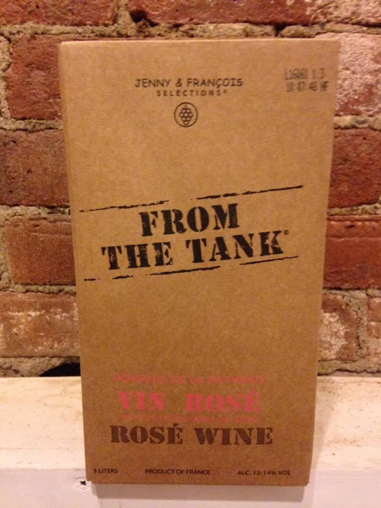2017 From The Tank Rose, 3 Liter