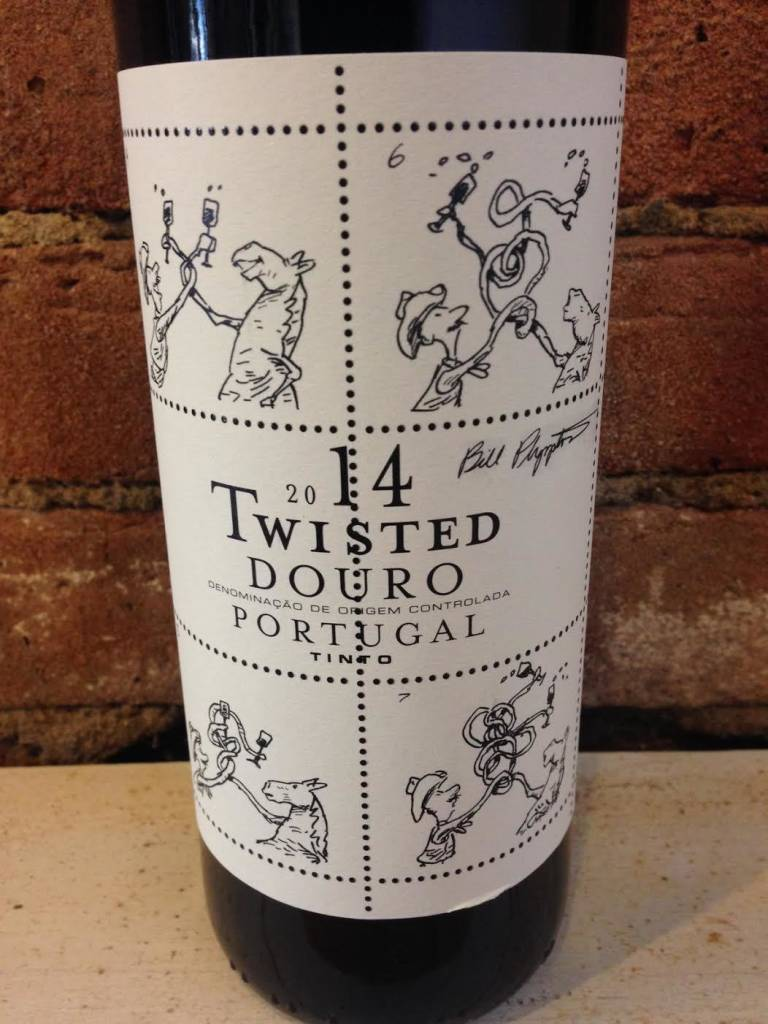 2017 Niepoort Twisted Tinto Duoro,750ml