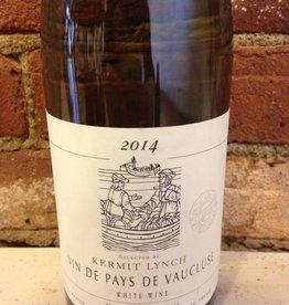 2017 Kermit Lynch Vaucluse Blanc, 750ml