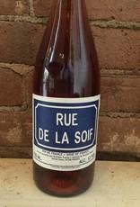 "2017 Brendan Tracey ""Rue de la Soif"" VDF Rose, 750ml"