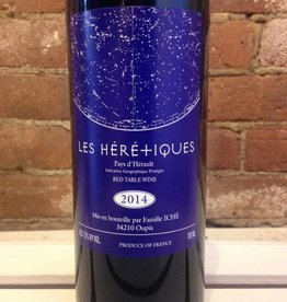 "2017 Chateau Oupia ""Les Heretiques"" VDP Rouge, 750ml"