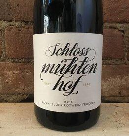 2016 Schlossmuhlenhof Dornfelder Trocken, 1L