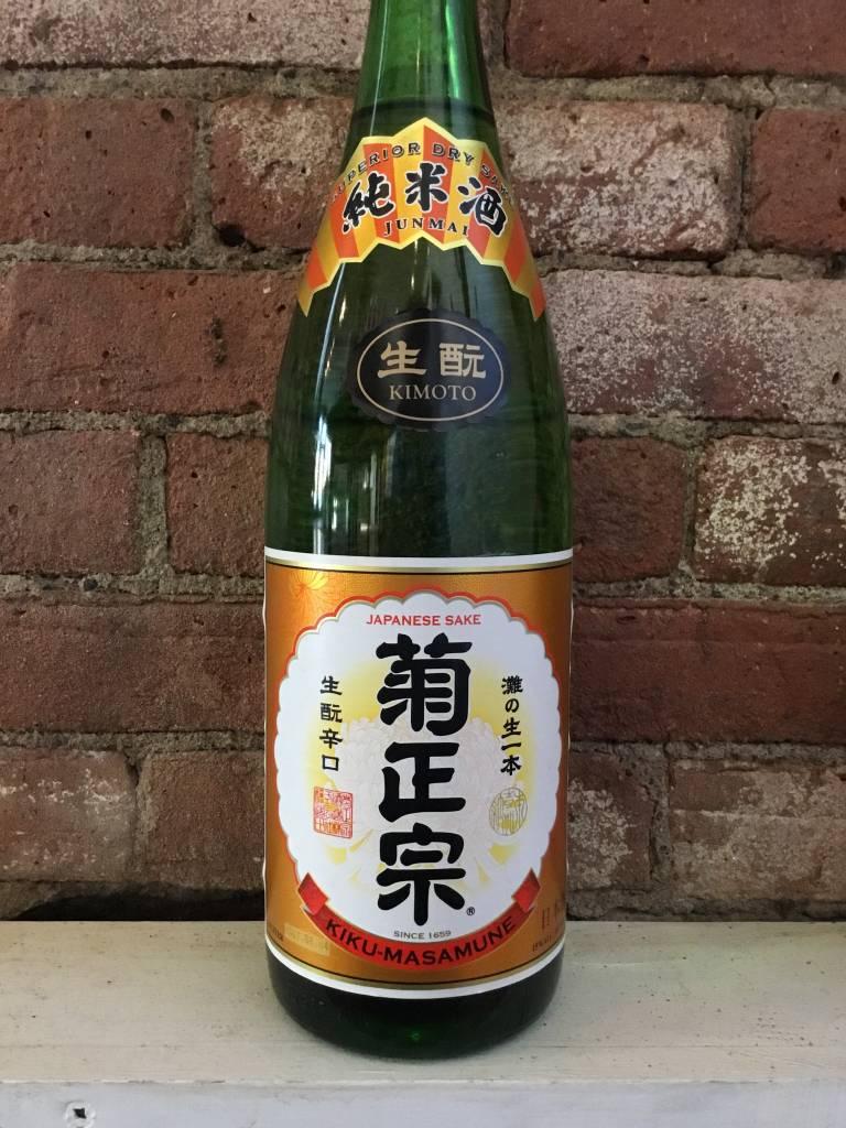 Kiku-Masamune Junmai Kimoto, 1.8L