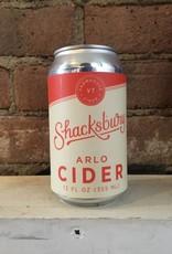 "Shacksbury ""Arlo"" Cider, 12oz Can"