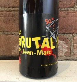 """2017 Les Vins Pirouettes """"Brutal de Jean Marc"""" AOC Alsace, 750ml"""