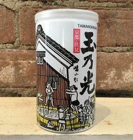 Tamanohikari Junmai Ginjo, 180ml Can