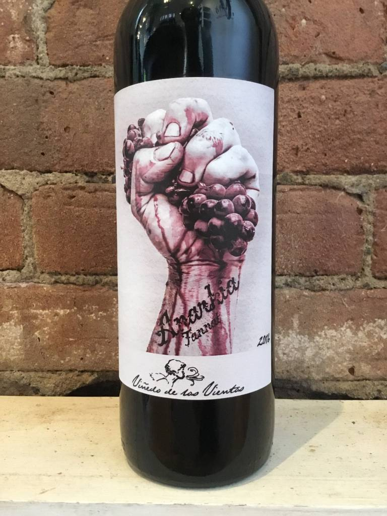 "2017 Vinedo de los Vientos ""Anarkia"" Tannat, 750ml"