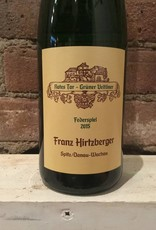 """2015 Franz Hirtzberger Gruner Veltliner """"Rotes Tor Federspiel"""", 750ml"""