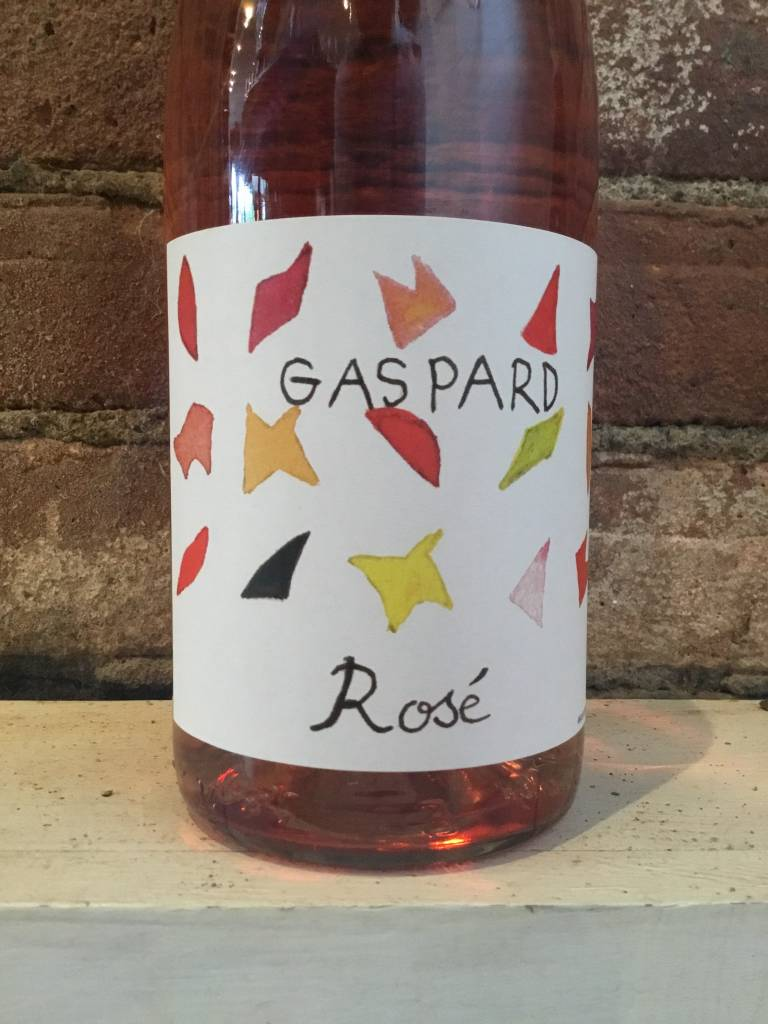 2017 Gaspard Touraine Rose, 750ml