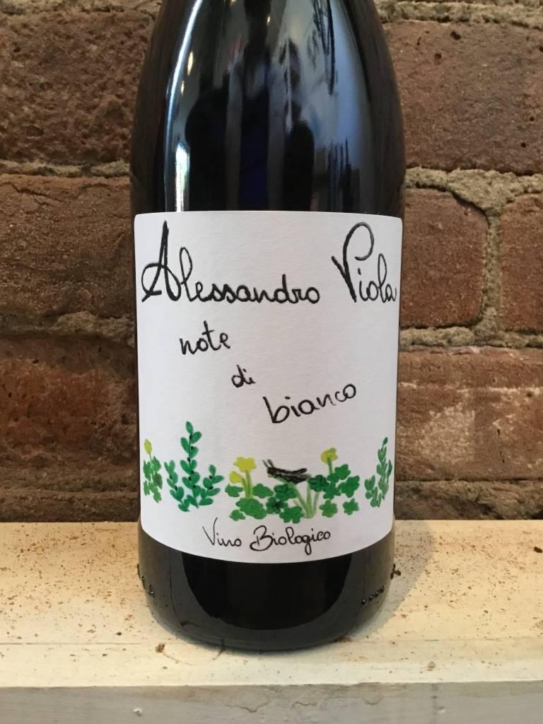 """2018 Alessandro Viola """"Note di Bianco"""" Grillo, 750ml"""