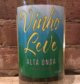 """2017 Vinho Leve """"Alta Onda"""" White, 750ml"""