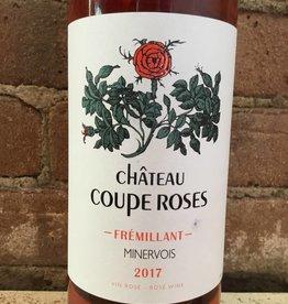 2018 Chateau Coupe Roses Minervois Rose Fermillant, 750ml