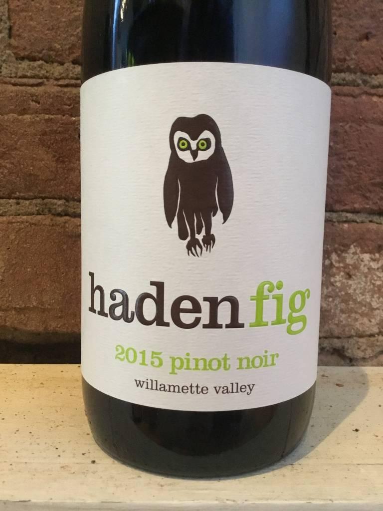 2015 Haden Fig Pinot Noir Willamette Valley, 750ml