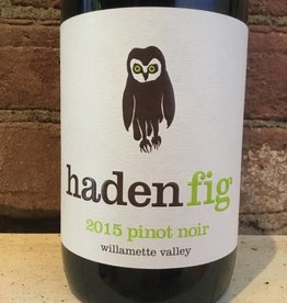 2015 Haden Fig Pinot Noir Willamette Valley, 750ml