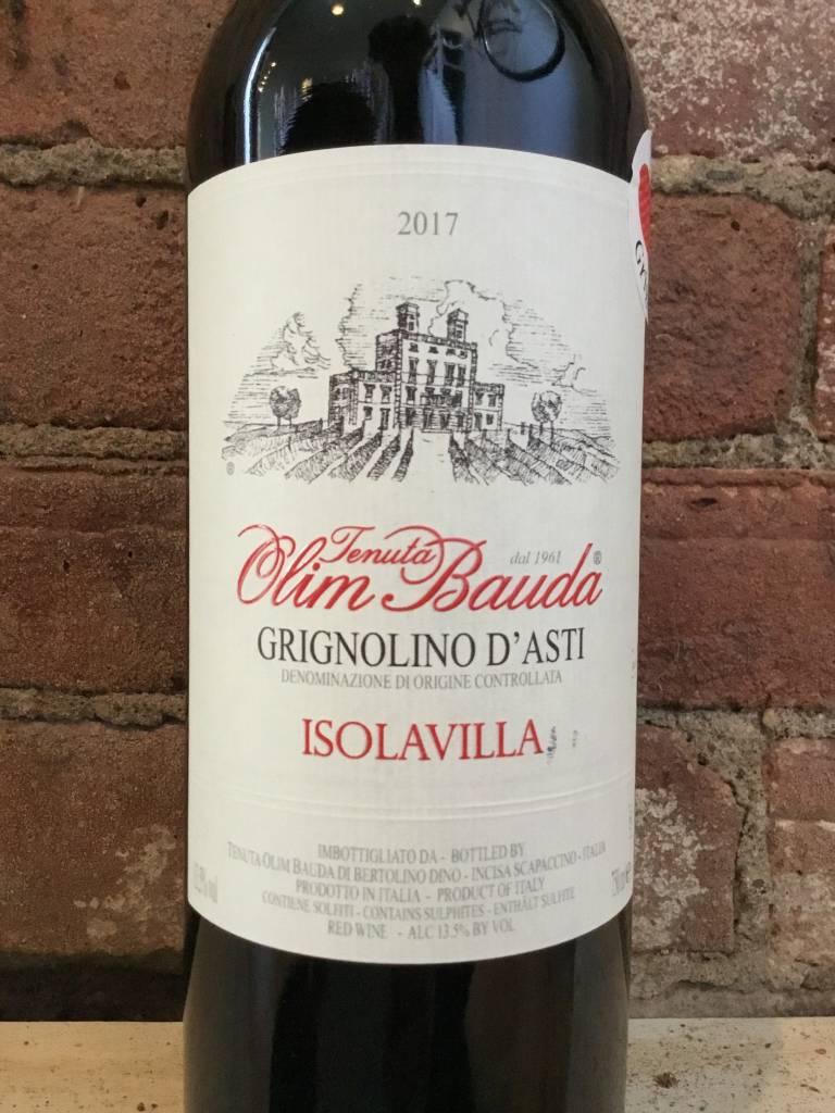 "2017 Tenuta Olim Bauda Grignolino d'Asti ""Isolavilla"", 750ml"