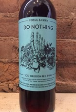 """2018 Fossil & Fawn """"Do Nothing"""" Oregon Red, 750ml"""