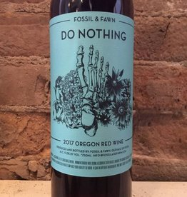 "2018 Fossil & Fawn ""Do Nothing"" Oregon Red, 750ml"