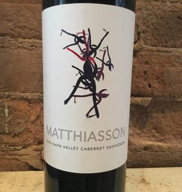 2014 Matthiasson Cabernet Sauvignon Napa Valley, 750ml