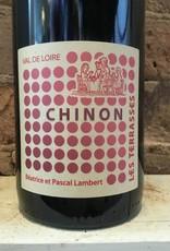 "2017 Lambert ""Les Terrasses"" Chinon Rouge, 750ml"