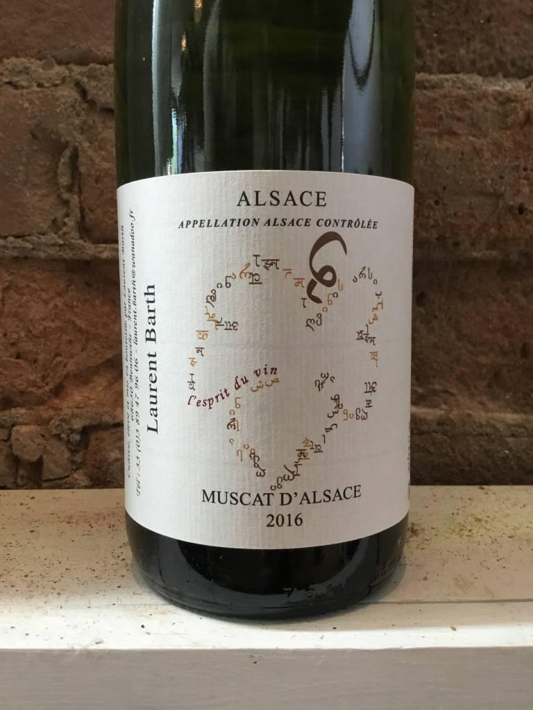 2016 Laurent Barth Muscat d'Alsace, 750ml