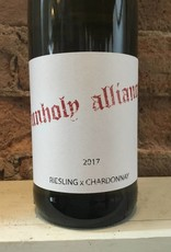 "2017 Brand ""Unholy Alliance"" Riesling Chardonnay, 750ml"