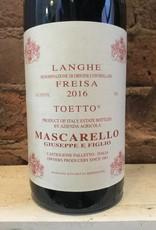 2016 Giuseppe Mascarello Toetto Freisa, 750ml