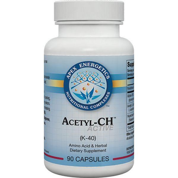 Acetyl-CH Active - K-40 - 90 caps