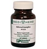 Standard Process Adrenal Complex- 40 tabs