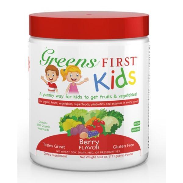Greens First Kids - Berry