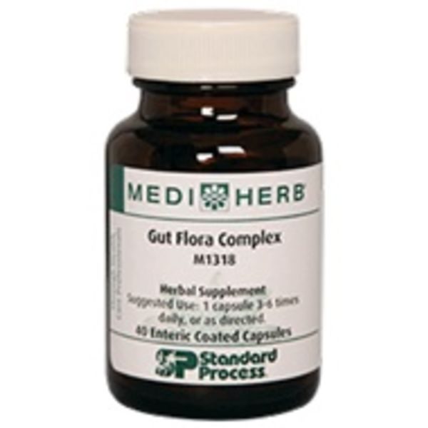 Gut Flora Complex- 40 cap
