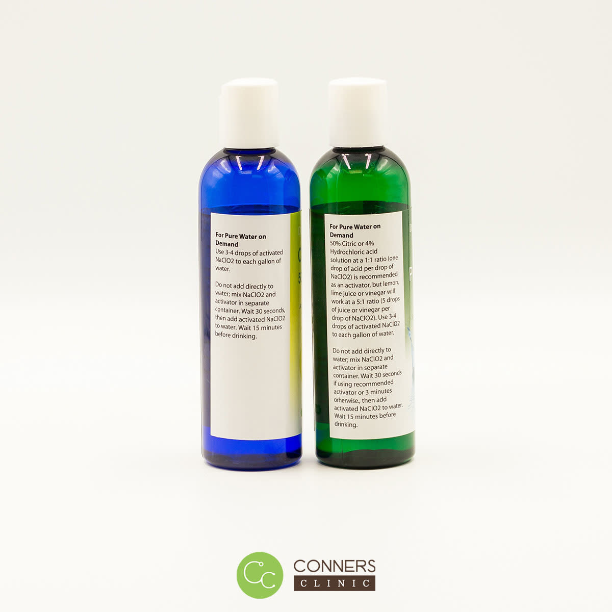 Discovermms com Sodium Chlorite Solution and Citric Acid Solutions