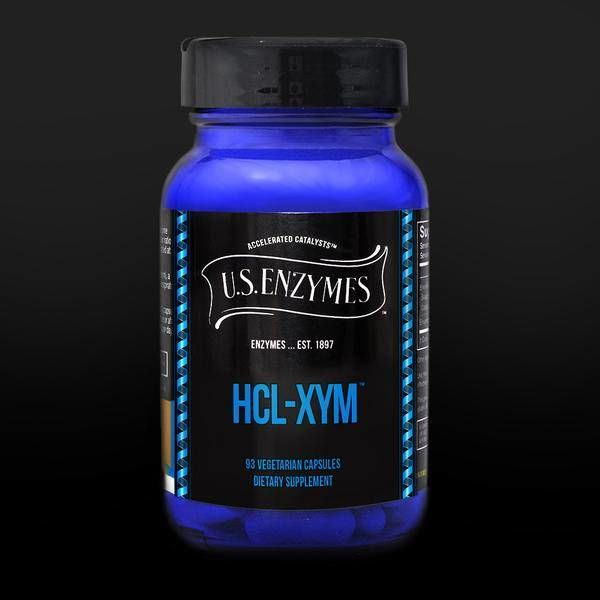 HCL-XYM Enzymes - 93 caps