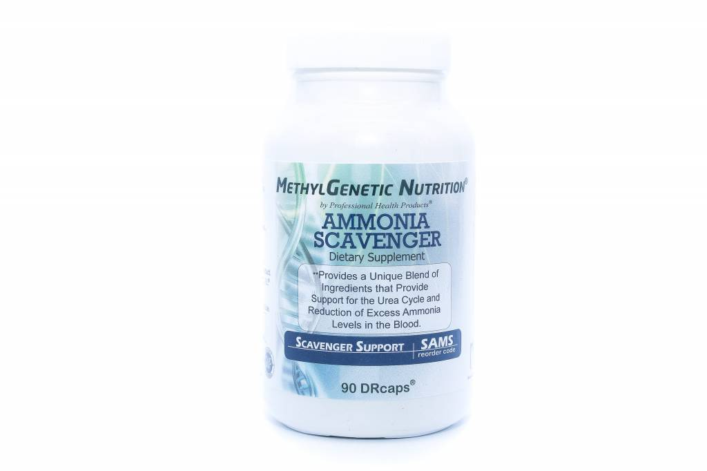 Ammonia Scavenger- 90 caps - Conners Clinic