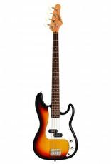 Austin P-Bass Sunburst