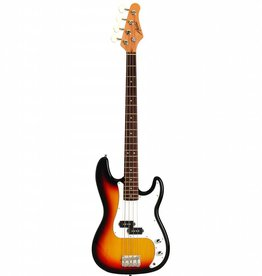 Austin P-Bass Sunburst