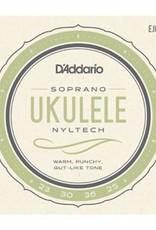 D'addario D'Addario Nyltech Soprano Uke Set