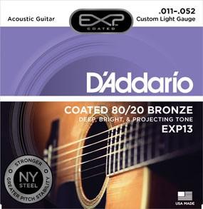 D'addario D'Addario EXP13 80/20 Cust Light