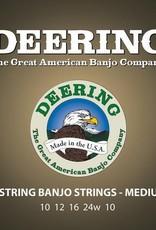 Deering Deering Banjo Strings Med.