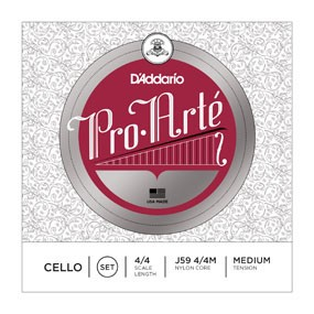 D'addario D'addario Pro arte' Cello string set