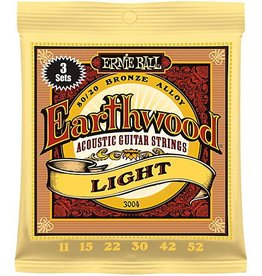 Ernie Ball Ernie Ball Earthwood Phos. Bronze Lt
