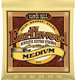 Ernie Ball Ernie Ball Earthwood Phos. Bronze Med