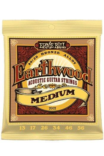 Ernie Ball Ernie Ball Earthwood Phos. Bronze Med