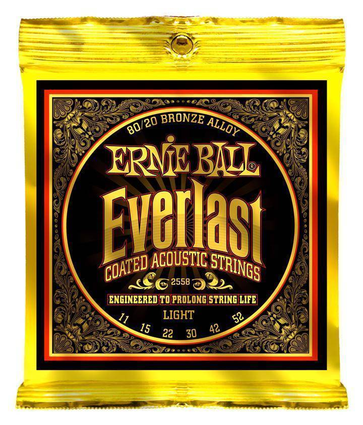 Ernie Ball Ernie Ball Everlast Acoustic Light