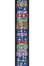 D'addario PW Metheny Watercolors Strap