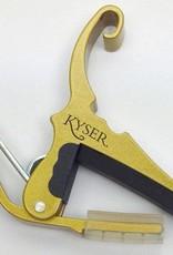 Kyser Quick Change Capo Gold