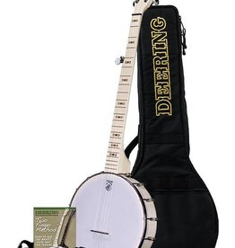 Deering Deering Goodtime Banjo Beginner Package