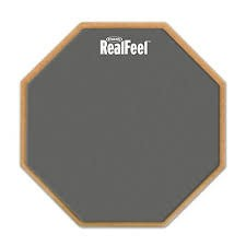 Real Feel 2-Sided Drum Pad